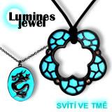 Lumines Jewel - svítící bižuterie