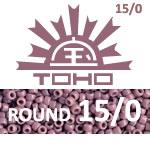 TOHO korálky round 15/0