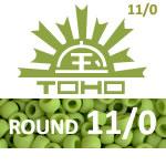TOHO korálky round 11/0
