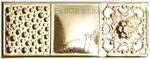 galvanizace zlato